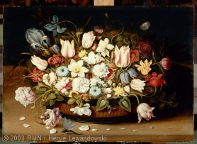 Osias Beert, Corbeille de fleurs